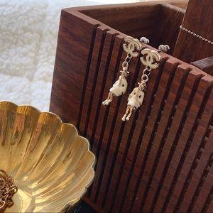 """""""Coco"""" Figure Earrings"""